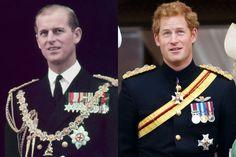 10 Times Prince Harry Looked a Lot Like Prince Philip Harry And Meghan News, Kate And Meghan, Prince Harry And Meghan, Young Prince Philip, Prince Phillip, Elizabeth Philip, Queen Elizabeth, Duke Edinburgh, Princess Diana Family