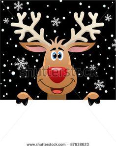 xmas reindeer - Google Search