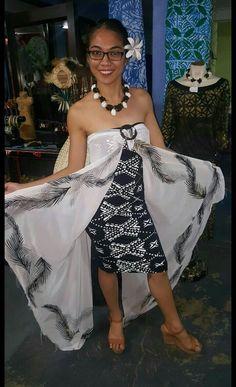 polynesian couture