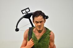 AMC's 'The Walking Dead' Gets 3D Printed with Portrait of Daryl Dixon http://3dprint.com/29531/the-walking-dead-daryl-dixon/