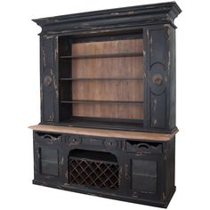 Prince French Country Wine Cabinet - Belle Escape