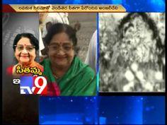 Senior actress Anjali Devi no more