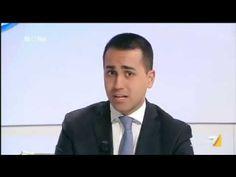 "Luigi Di Maio (M5S) ospite a ""Speciale: Referendum, si o no?""  #IODICONO"