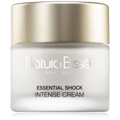 Natura Bisse Essential Shock Intense Cream ($110) ❤ liked on Polyvore featuring beauty products, skincare, face care, face moisturizers and natura bissé