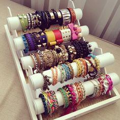 Bracelet Holder Craft Ideas Pinterest Bracelet Holders - Bangle bracelet storage ideas