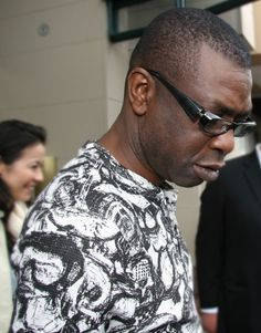 Youssou N'Dour: He sings, acts, and recently ran for president of Senegal. Love the ambition!