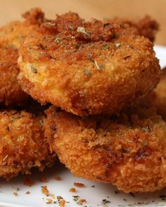 Pizza Onion Rings Recipe by Tasty