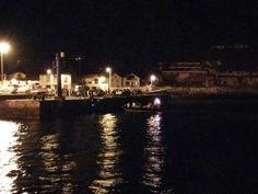 PORTO DA CALHETA: Naufrágio ao Largo do Porto da Calheta