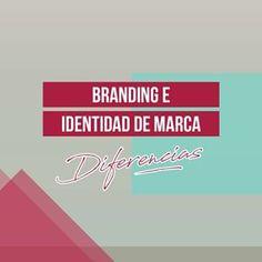 Kary Fernández | Diseño (@karyfernandez.design)  Diferencias entre identidad y marca Branding, Instagram, Brand Identity, Brand Management, Identity Branding