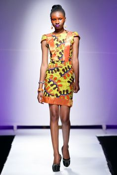 Mucha @ Zimbabwe Fashion Week 2013 - Day 2 | FashionGHANA.com
