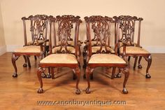 99+ Chippendale Dining Chairs for Sale - Diy Modern Furniture Check more at http://www.ezeebreathe.com/chippendale-dining-chairs-for-sale/