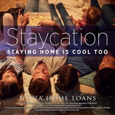 Staycations - Who needs one?