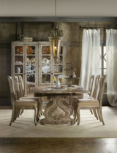 Ashley Chadoni 9 Piece Smokey Grey Dining Room Set Furniture D624 Simple Grey Dining Room Sets Inspiration Design