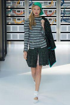 Défilé Chanel Printemps-été 2017 PRÊT-À-PORTER