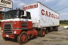 Big Rig Trucks, Semi Trucks, Cool Trucks, International Harvester Truck, Truck Transport, Freight Truck, Abandoned Train, Diesel Trucks, Vintage Trucks