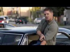 Jensen Ackles (Dean) dublando Eye of the tiger