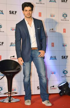 Sooraj Pancholi at the trailer launch of 'Hero'. #Bollywood #HeroTrailer #Fashion #Style #Handsome