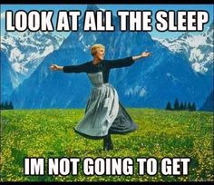 Me EVERY night. Pinning on... Ciao