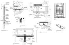Center Stringer Stair | Caliper Studio