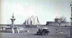 Greece Rhodes, Rare Photos, Rhode Island, Athens, Sailing Ships, Statue Of Liberty, The Past, Boat, Places