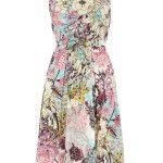 dorothy perkins floral pastel dress