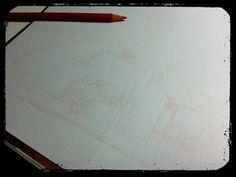 Lucky Cat Garage (Very nice sketch from Philippe Gurel aka TurboFlat...)