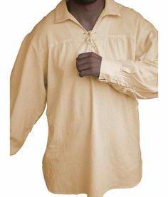Pirate Lace Shirt 1