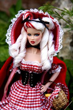 Red Riding Hood BARBIE DOLL