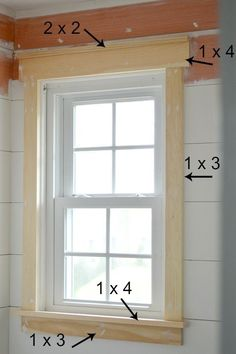 Window trim is an important consideration during any renovation or building project. Best Inspirational Window Trim Ideas