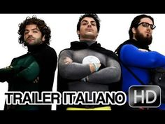 La Banda dei Supereroi - Trailer HD