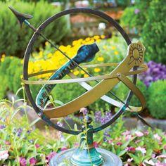 Inspiring North Carolina Garden: The Centerpiece