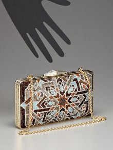 New Diamond Box by Judith Leiber up to 60% off at Gilt