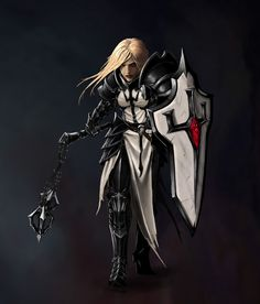 Crusader (Diablo 3 Reaper Of Souls) by Prohibe