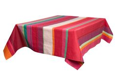 nappe sandia Decoration Table, Ottoman, Upholstery, Fabric, Furniture, Home Decor, Fabrics, Table Linens, Tablecloths