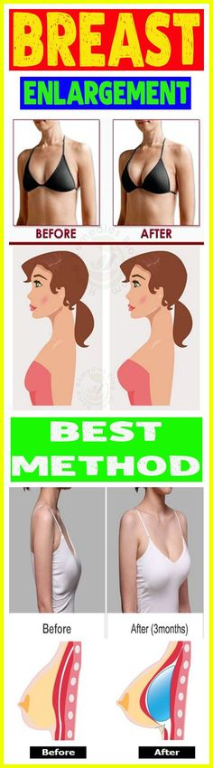 How To Increase Breast Size Naturally | Best Home Remedies for breast enlargement