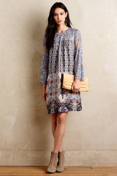 Halli Tunic - anthropologie.com