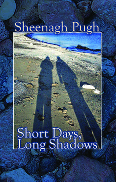 £9.99 In this, her twelfth collection, noted poet Sheenagh Pugh steps into a new, northern landscape, the Shetland Islands, with poems steeped in the wilder weathers and views of rugged coastlines, sweeping sea-vistas and the hardy historical characters who have inhabited these lands. #ShortDaysLongShadows #Poems #Poetry