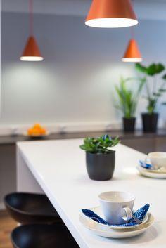 HEIDI RISKU | Break room interior design & photo styling