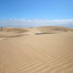 Siete mai stati alle dune di Maspalomas a Gran Canaria?