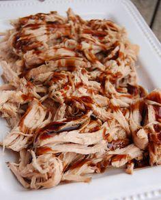 Sweet Balsamic Glazed Pork Loin {Crock Pot}