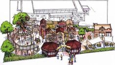 How To Build a Theme Park