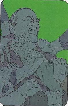 Resultado de imagen para jodorowsky moebius comic