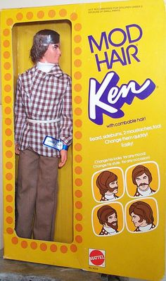 Who could have Barbie without Ken! I still have him with all his clothes including matching Dickie and loafers!