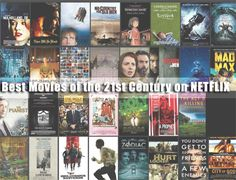 This are some of Best Movies of the 21st Century, Available right now ( September 6, 2016 ) on Netflix.
