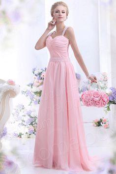 Sweet A Line Spaghetti Strap Sweep Brush Train Chiffon Pink Evening Dress COZT13007  $69.00  Prom Dress, Prom Dress, Prom Dress, Prom Dress, Prom Dress, Prom Dress, Prom Dress, Prom Dress, Prom Dress