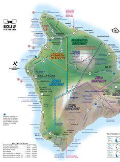 HAWAII DRIVE GUIDE - Interactive maps of the Big Island
