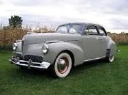 Even the cars of the 1940s are classic.