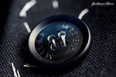#bespoke #tailoring #buttons #fashion #wardrobe