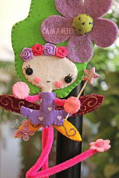 Hadita / Fairy by Ana Camamiel, via Flickr