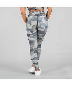 Versa Forma Camo Leggings Army Edition-Versa Forma-Gym Wear